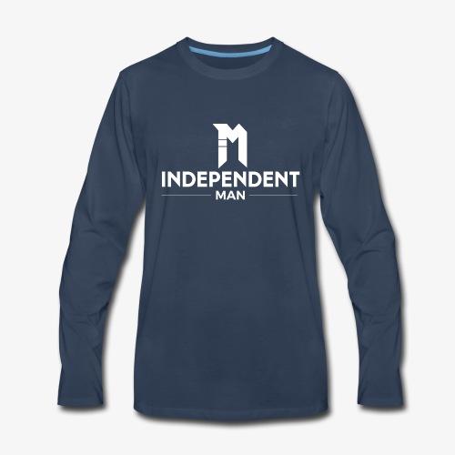 Premium Collection - Men's Premium Long Sleeve T-Shirt