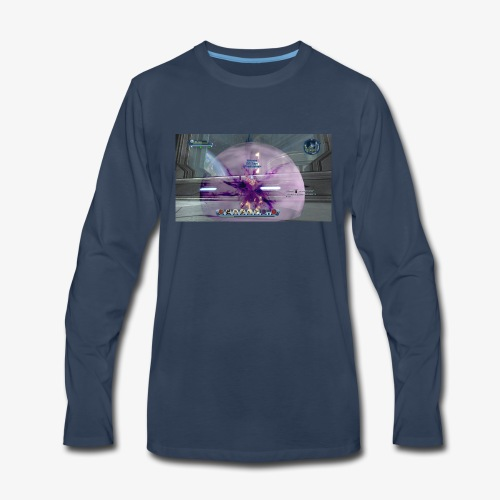 OG ZAYY MERCHANDISE - Men's Premium Long Sleeve T-Shirt