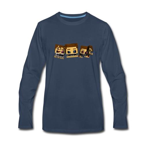 Doctorks' Shirts - Men's Premium Long Sleeve T-Shirt