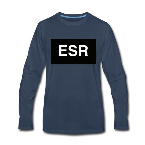 ESR Sweatshirt - Men's Premium Long Sleeve T-Shirt