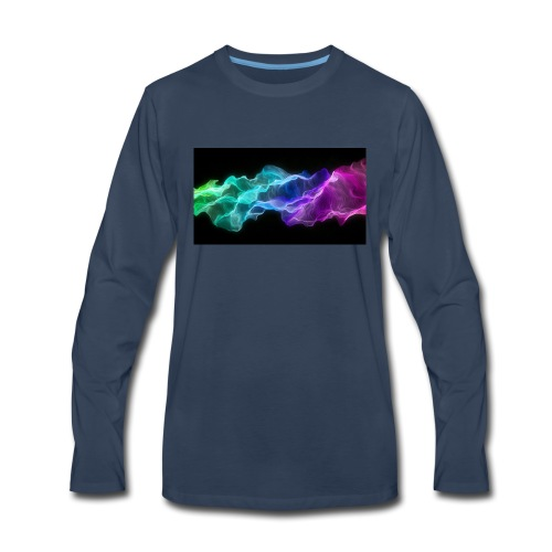 ws Curtain Colors 2560x1440 - Men's Premium Long Sleeve T-Shirt