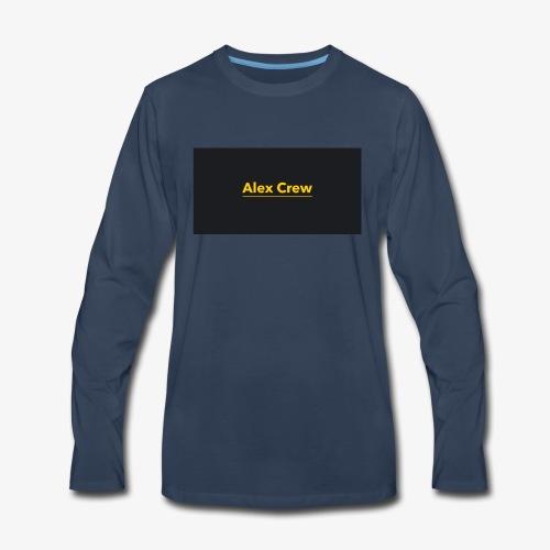 Alex Crew - Men's Premium Long Sleeve T-Shirt