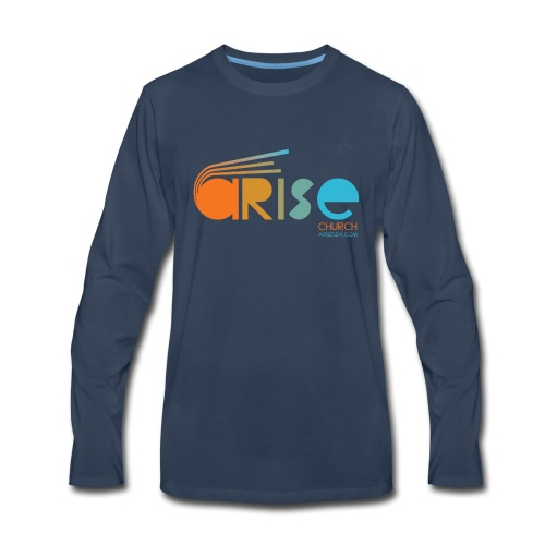 Women's Arise Hoody - Men's Premium Long Sleeve T-Shirt