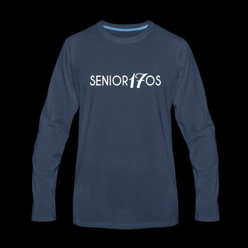 Senior17os - Men's Premium Long Sleeve T-Shirt