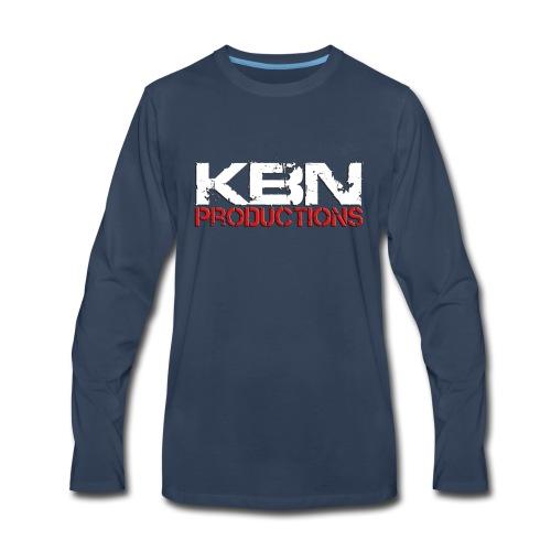 Killedbyname Productions Brand Products - Men's Premium Long Sleeve T-Shirt