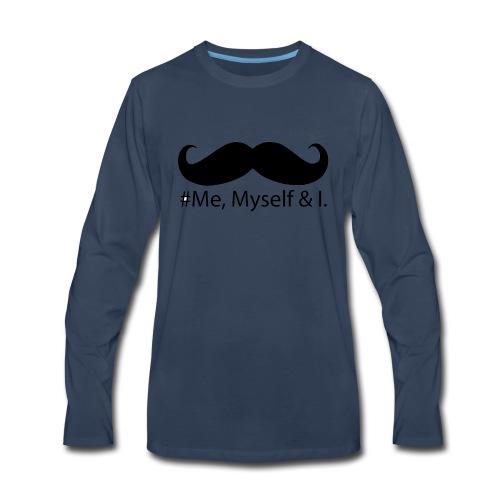Logo vcopy - Men's Premium Long Sleeve T-Shirt