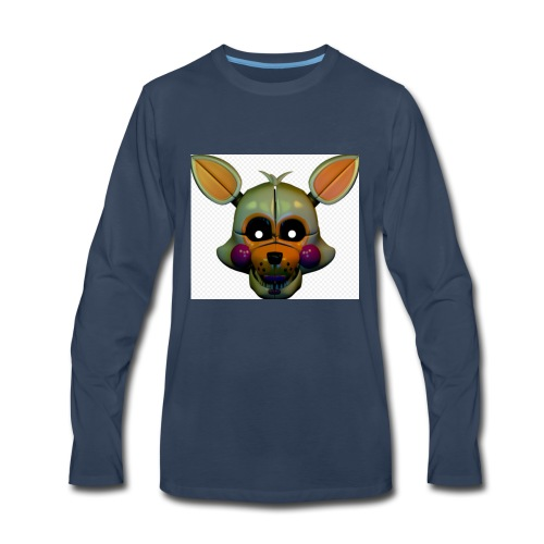 lolbit - Men's Premium Long Sleeve T-Shirt