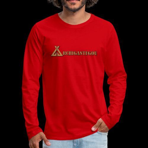 Archigantegou - Men's Premium Long Sleeve T-Shirt