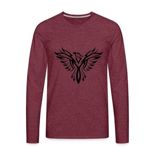 Canadian Eagle - Men's Premium Long Sleeve T-Shirt