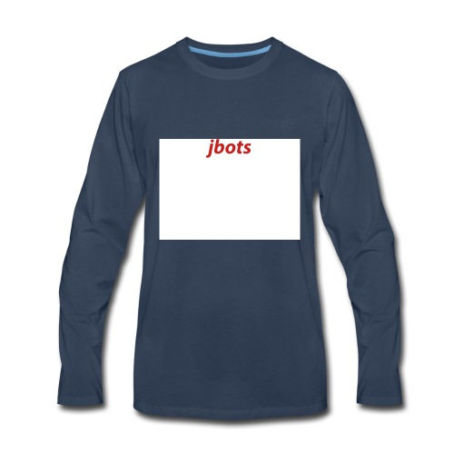 JBOTS Shirt design3 - Men's Premium Long Sleeve T-Shirt