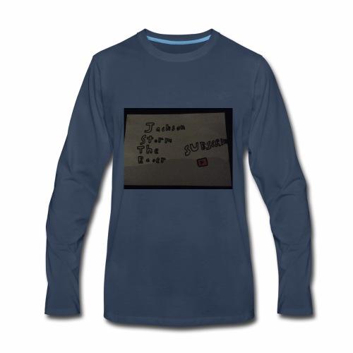 stormers merch - Men's Premium Long Sleeve T-Shirt