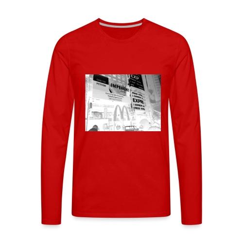 Impeach! - Men's Premium Long Sleeve T-Shirt