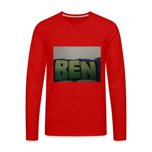 Brendan Morris - Men's Premium Long Sleeve T-Shirt