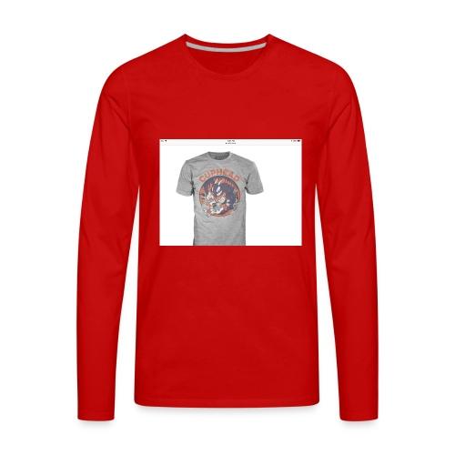 99264560 F256 48B8 8EBD CF58559C96F - Men's Premium Long Sleeve T-Shirt