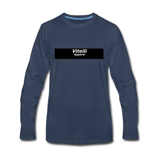 vitelli - Men's Premium Long Sleeve T-Shirt