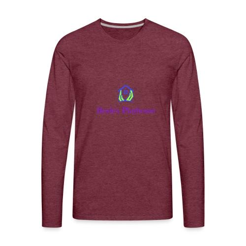 400dpiLogo - Men's Premium Long Sleeve T-Shirt