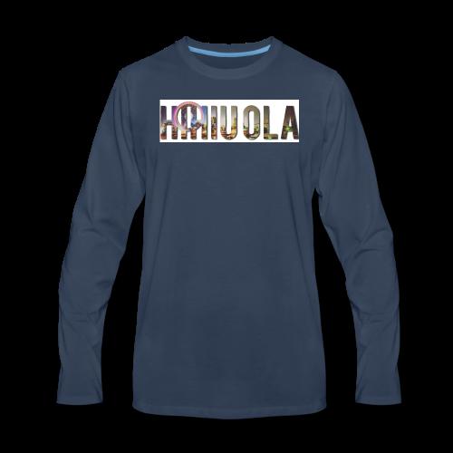 hihiu ola - Men's Premium Long Sleeve T-Shirt