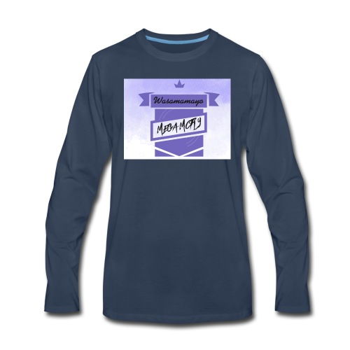 The mcflyer - Men's Premium Long Sleeve T-Shirt