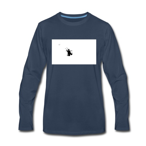 ArcadeNinja Hoodie - Men's Premium Long Sleeve T-Shirt