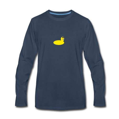 peepzilla shirts - Men's Premium Long Sleeve T-Shirt