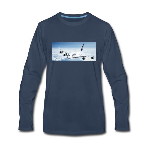 Lufthansa - Men's Premium Long Sleeve T-Shirt