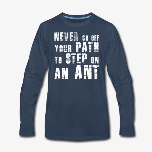 Ant Design - Men's Premium Long Sleeve T-Shirt