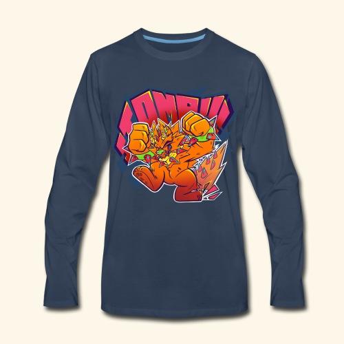 - Stomp Stomp Stomp - - Men's Premium Long Sleeve T-Shirt