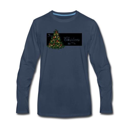 It's Christmas Time - Men's Premium Long Sleeve T-Shirt