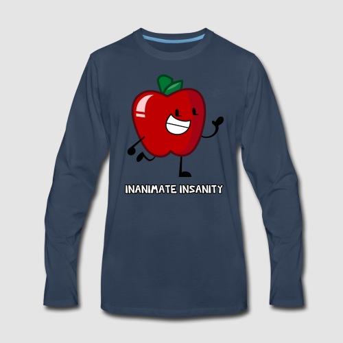 Apple Single - Men's Premium Long Sleeve T-Shirt