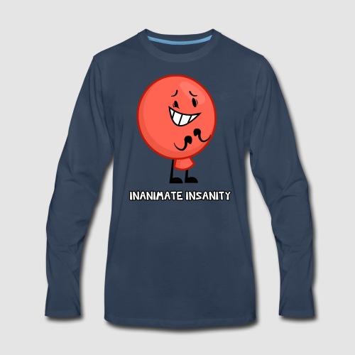 Balloon Single - Men's Premium Long Sleeve T-Shirt
