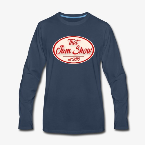TJS - Subscribers - Men's Premium Long Sleeve T-Shirt