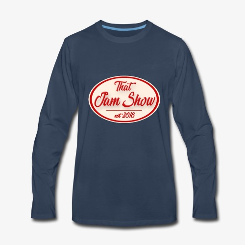 TJS _ at cost - Men's Premium Long Sleeve T-Shirt