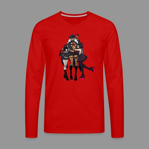 Goth Dolls - Men's Premium Long Sleeve T-Shirt