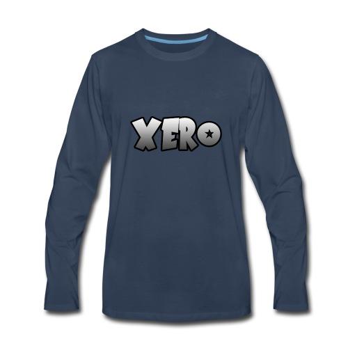 Xero (No Character) - Men's Premium Long Sleeve T-Shirt