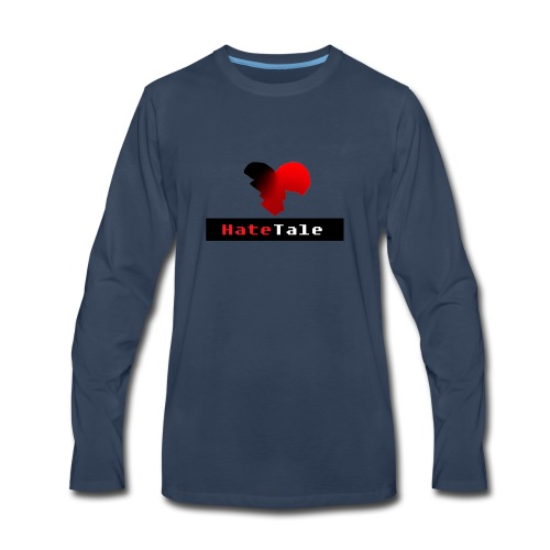 HateTale - Men's Premium Long Sleeve T-Shirt