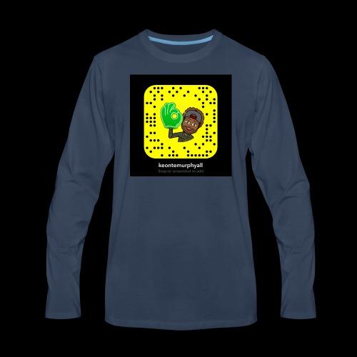 Kmv - Men's Premium Long Sleeve T-Shirt