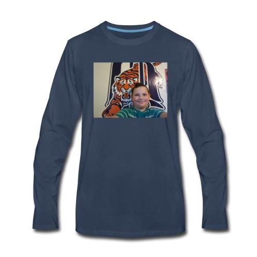 Bro's channel - Men's Premium Long Sleeve T-Shirt