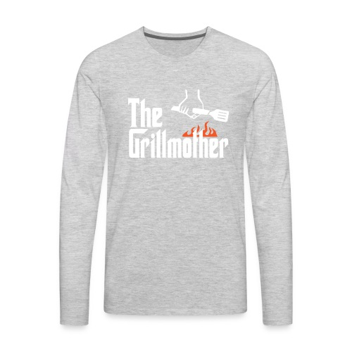 The Grillmother - Men's Premium Long Sleeve T-Shirt