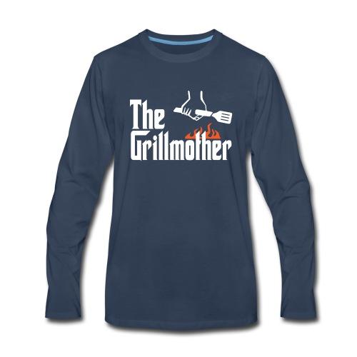 The Grillmother - Men's Premium Long Sleeve T-Shirt