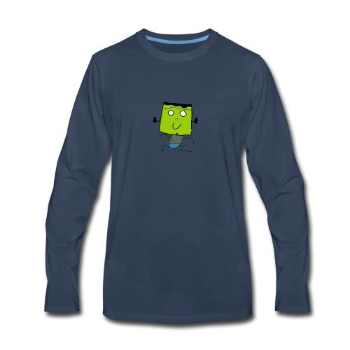 Frankenboy - Men's Premium Long Sleeve T-Shirt