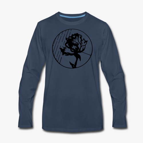 BlackFlower - Men's Premium Long Sleeve T-Shirt