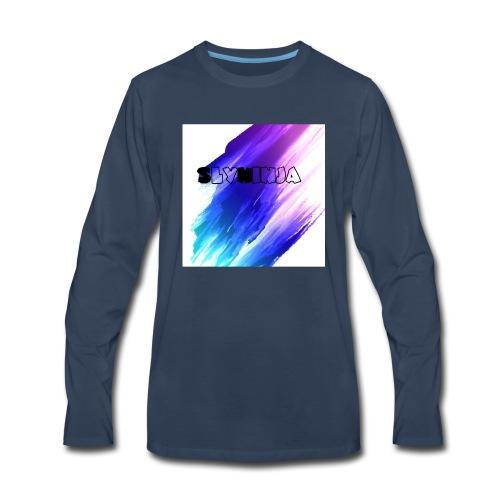 SLYNINJA - Men's Premium Long Sleeve T-Shirt