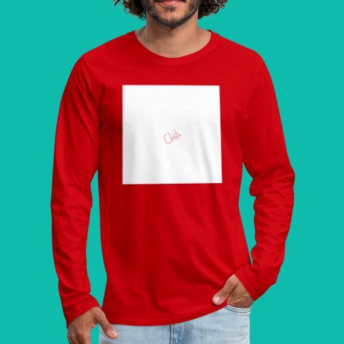 EDFA3B85 079F 4851 9F3E CD2D3B47D415 - Men's Premium Long Sleeve T-Shirt