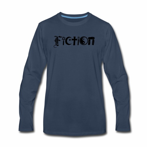 Fiction - Men's Premium Long Sleeve T-Shirt