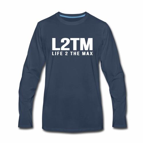 L2TM Apparel - Men's Premium Long Sleeve T-Shirt