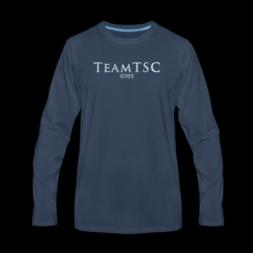 teamTSC Freeze - Men's Premium Long Sleeve T-Shirt