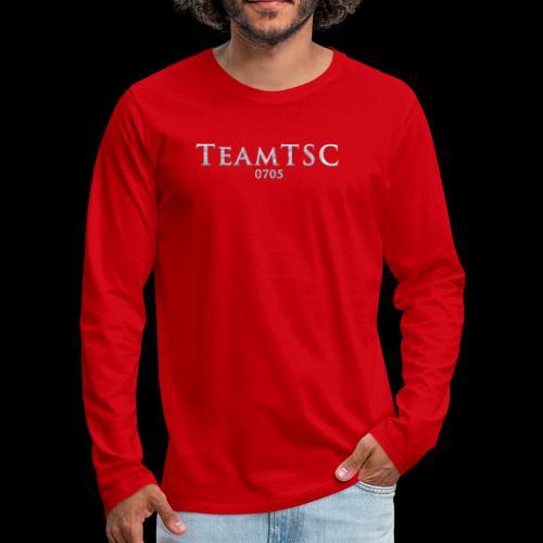 teamTSC Freeze - Men's Premium Long Sleeve T-Shirt