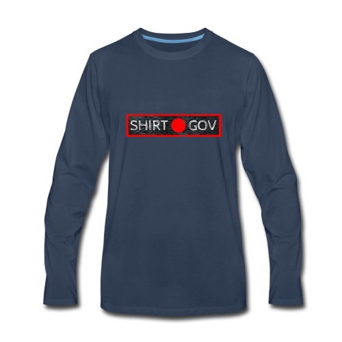ShirtDotGov - Men's Premium Long Sleeve T-Shirt
