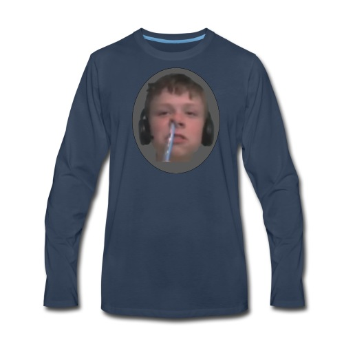 evenevenbetterwake - Men's Premium Long Sleeve T-Shirt