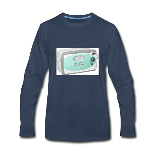 easy bake - Men's Premium Long Sleeve T-Shirt